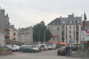 Leiebil Cherbourg