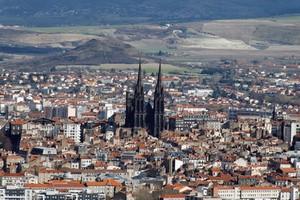 Leiebil Clermont Ferrand
