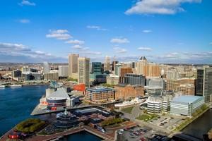Leiebil Baltimore