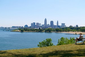 Leiebil Cleveland
