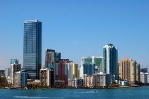 Leiebil Miami