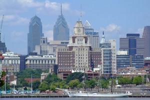 Leiebil Philadelphia