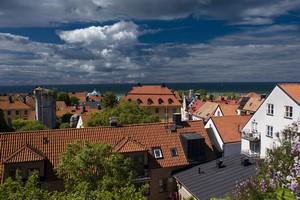 Leiebil Visby