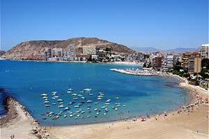 Bilutleie Alicante