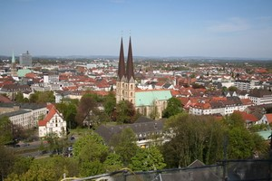 Alquiler de coches Bielefeld