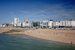 Leiebil Brighton