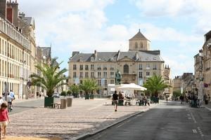 Alquiler de coches Caen