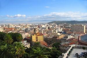 Leiebil Cagliari