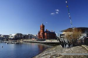 Leiebil Cardiff