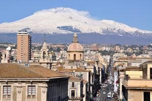 Leiebil Catania