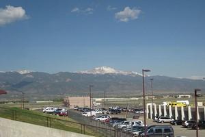 Leiebil Colorado Springs Lufthavn