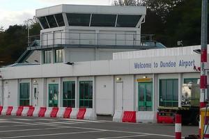 Aeropuerto de Dundee