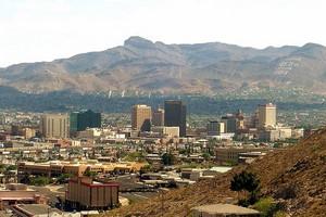 Leiebil El Paso