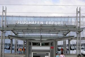 Alquiler de coches Aeropuerto de Erfurt