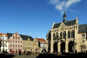 Leiebil Erfurt