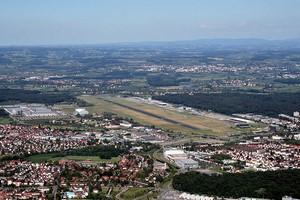 Leiebil Friedrichshafen Lufthavn