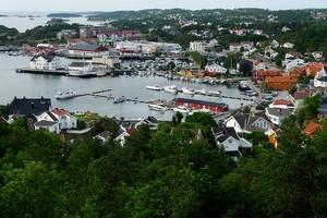 Leiebil Grimstad