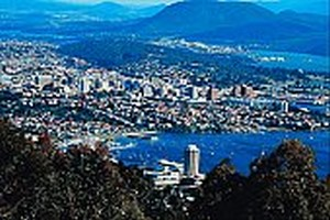 Leiebil Hobart