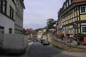 Alquiler de coches Nordhausen