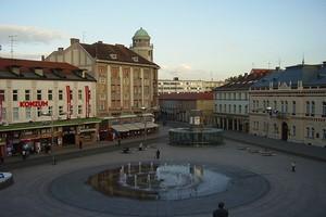 Alquiler de coches Osijek
