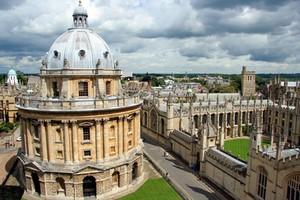 Alquiler de coches Oxford