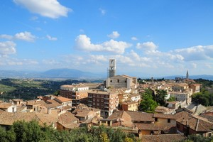 Leiebil Perugia
