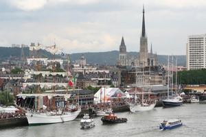 Alquiler de coches Rouen
