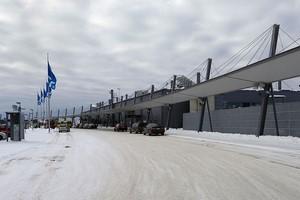 Leiebil Rovaniemi Lufthavn