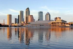 Leiebil Tampa