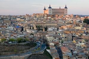 Leiebil Toledo