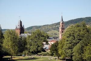 Alquiler de coches Weinheim