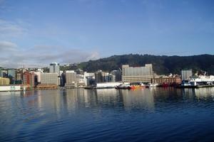 Leiebil Wellington
