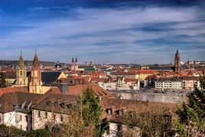 Leiebil Würzburg