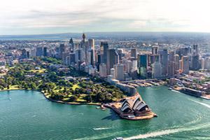 Leiebil Sydney